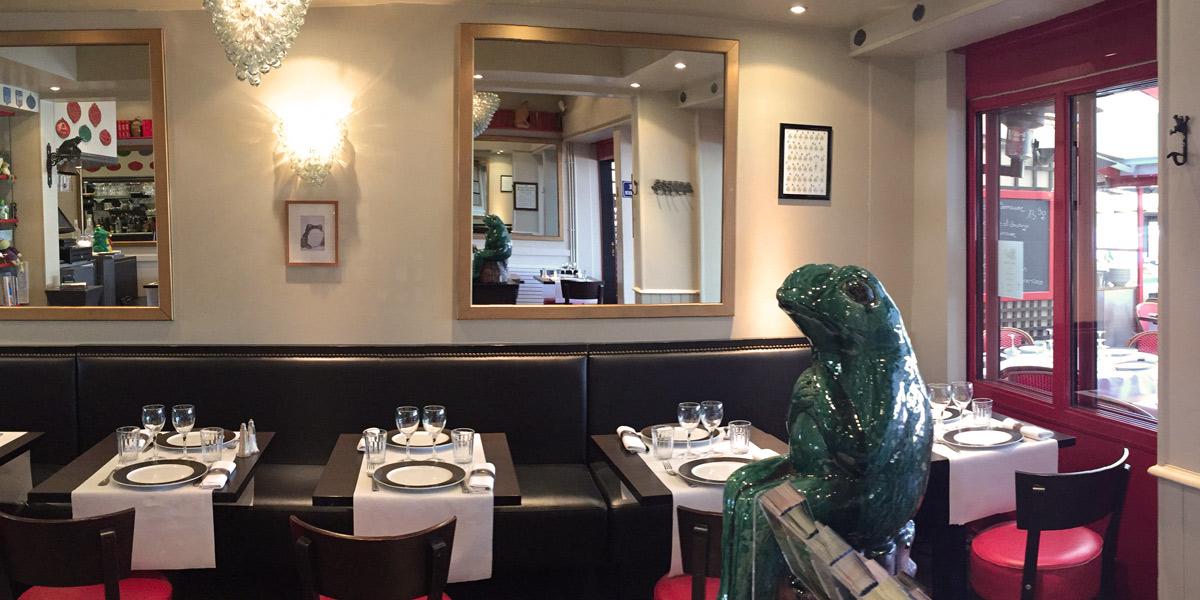 Restaurants honfleur normandie le bistro du port et la bistrot grenouille fruits de mer et - Le bistrot du port honfleur ...